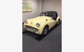 1959 Triumph TR3A for sale 100915082