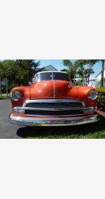 1952 Chevrolet Bel Air for sale 100915348