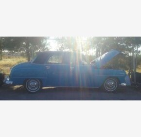 1951 Plymouth Cranbrook for sale 100915923