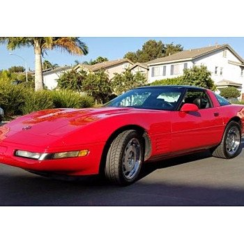 1992 Chevrolet Corvette for sale 100919642
