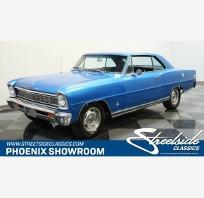 1966 Chevrolet Nova for sale 100922064