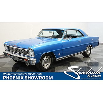 1966 Chevrolet Nova for sale 100922064
