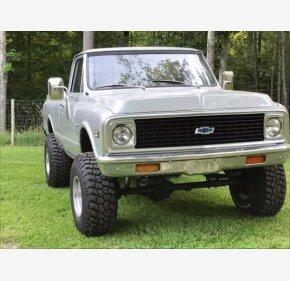 1972 Chevrolet C/K Truck for sale 100922834