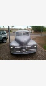 1948 Chevrolet Other Chevrolet Models for sale 100923047