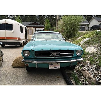 1965 Ford Mustang for sale 100923300