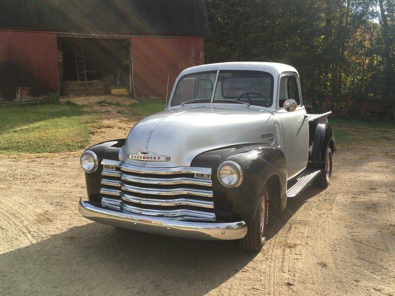 1951 Chevrolet 3100 For Sale Near Southbury Connecticut 06488