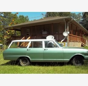 1965 Chevrolet Nova for sale 100923430