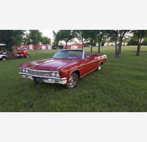 1966 Chevrolet Impala for sale 100923873