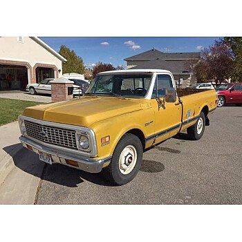 1972 Chevrolet C/K Truck for sale 100924624
