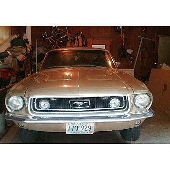 1968 Ford Mustang for sale 100924765