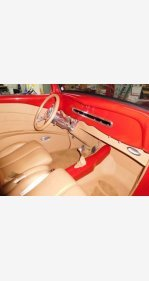 1933 Ford Custom for sale 100925930