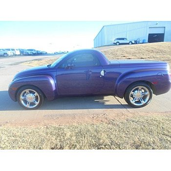 2004 Chevrolet SSR for sale 100926171