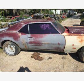 1968 Pontiac Firebird for sale 100927167