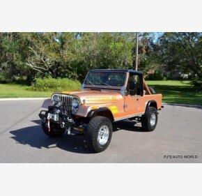 1984 Jeep Scrambler for sale 100927672