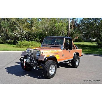 1984 Jeep Scrambler for sale 100927672