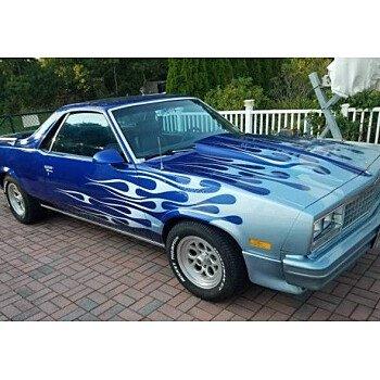 1985 Chevrolet El Camino for sale 100928698