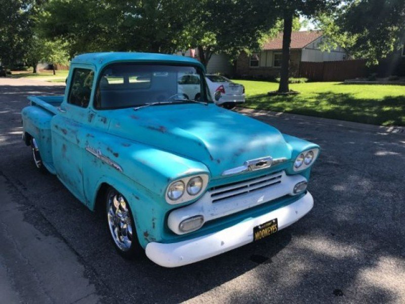 1958 Chevrolet 3100 Classics For Sale Classics On Autotrader