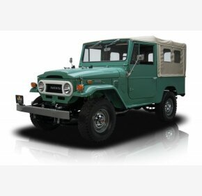 1972 Toyota Land Cruiser for sale 100929560