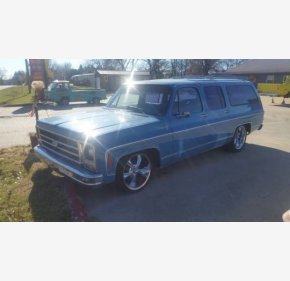 1979 Chevrolet Suburban for sale 100945028