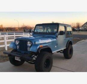 1978 Jeep CJ-7 for sale 100946099