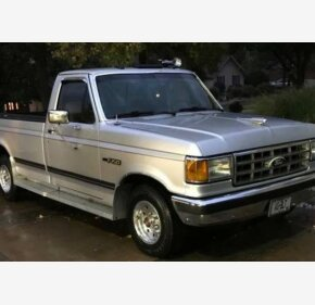 1987 Ford F150 2WD Regular Cab for sale 100947092