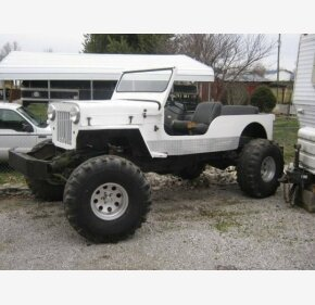 1953 Willys Other Willys Models for sale 100947366