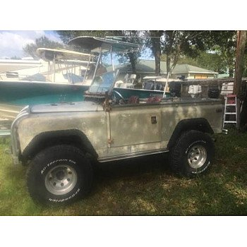 1964 Land Rover Series II for sale 100951140