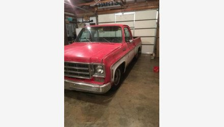 1977 Chevrolet C/K Truck for sale 100951882
