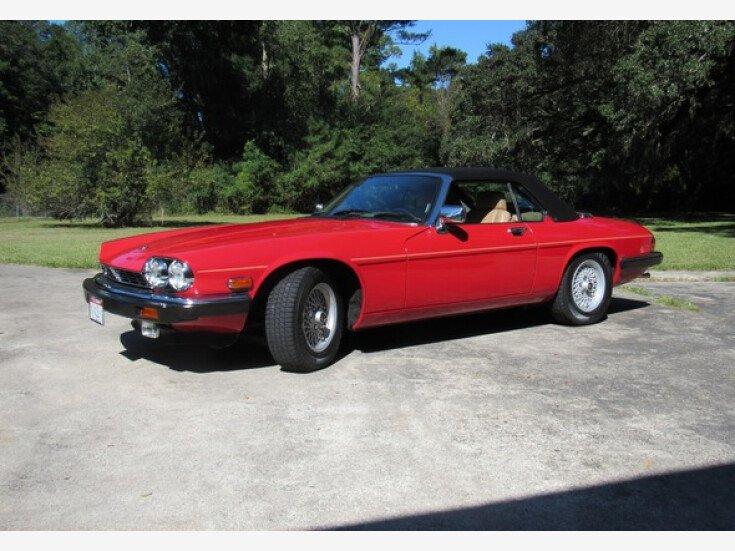 1989 Jaguar Xjs V12 Convertible For Sale Near Woodland Hills