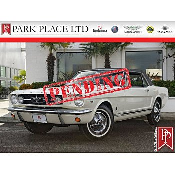 1965 Ford Mustang GT for sale 100954487