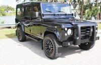 1987 Land Rover Defender for sale 100956182