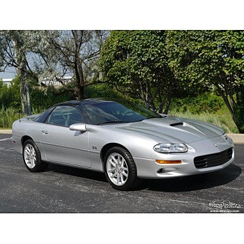 2002 Chevrolet Camaro Z28 Coupe for sale 100956370