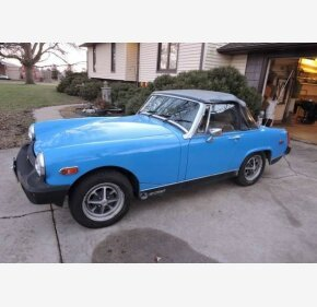 1978 MG Midget for sale 100957560