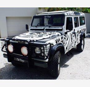 1990 Land Rover Defender 110 for sale 100959567