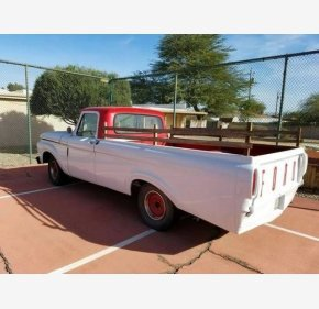1961 Ford F100 for sale 100959656