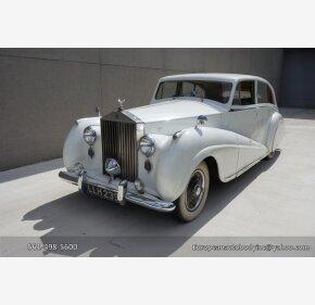 1951 Rolls-Royce Silver Wraith for sale 100959832