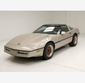 1986 Chevrolet Corvette Coupe for sale 100960660
