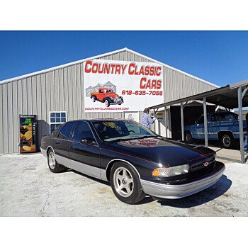 1995 Chevrolet Impala SS for sale 100961002