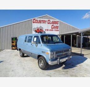 1987 Chevrolet G20 for sale 100961004