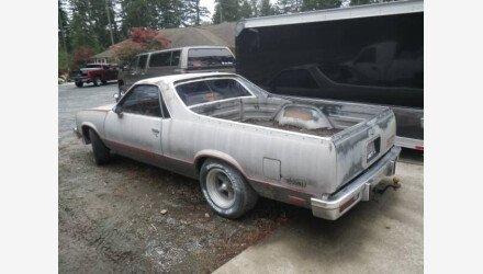 1979 Chevrolet El Camino for sale 100961839