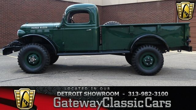 dodge power wagon classics for sale classics on autotrader1946 dodge power wagon for sale 100963907