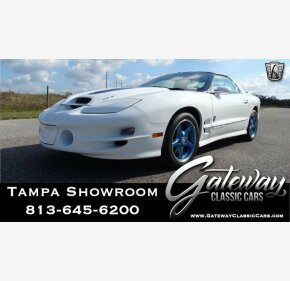 1999 Pontiac Firebird Coupe for sale 100964160
