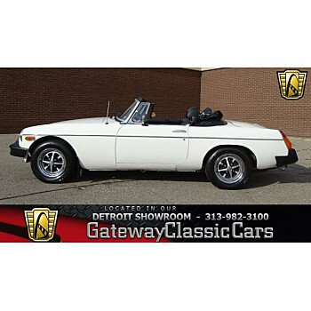1976 MG MGB for sale 100964671