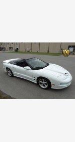 2001 Pontiac Firebird Trans Am Convertible for sale 100964971