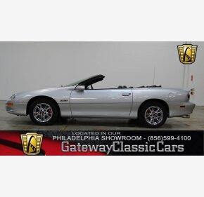2002 Chevrolet Camaro Z28 Convertible for sale 100965157
