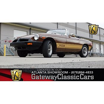 1979 MG MGB for sale 100965228