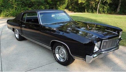 1971 Chevrolet Monte Carlo for sale 100965709