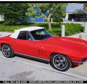1966 Chevrolet Corvette for sale 100965984