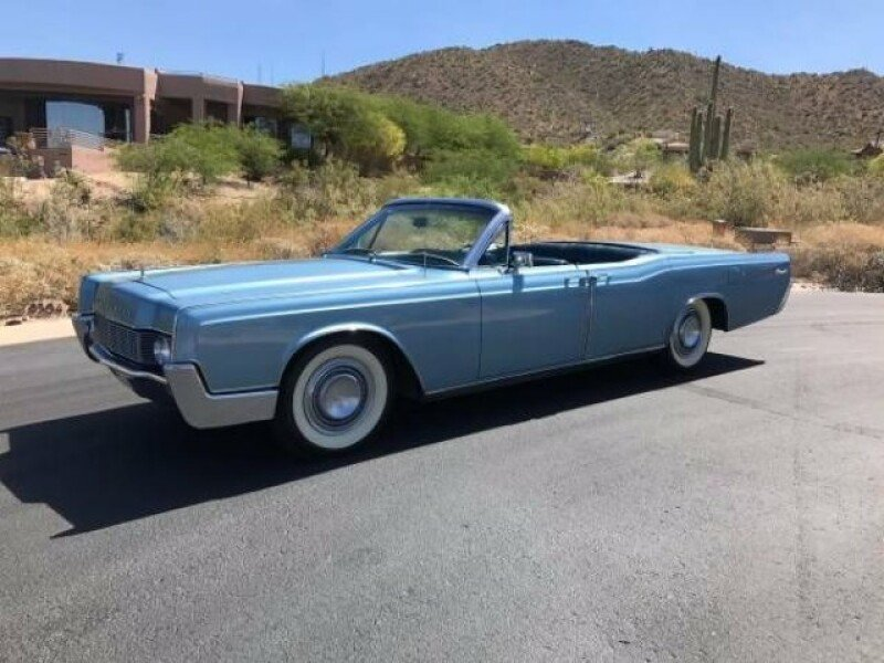 1967 Lincoln Continental Classics For Sale Classics On Autotrader
