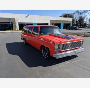 1973 Chevrolet Suburban 2WD for sale 100966355